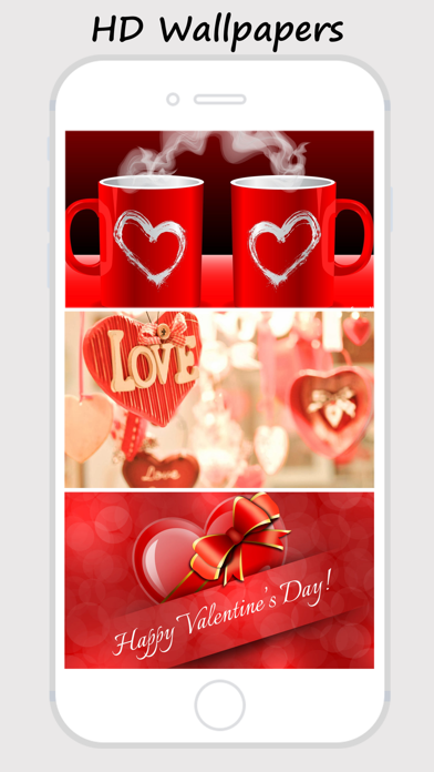 Valentines Day Wallpapers 2017 App Price Drops