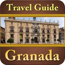 Granada Offline Map City Guide