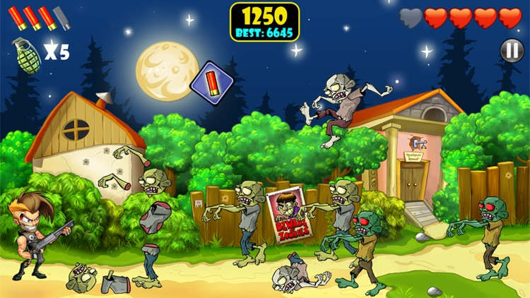 Zombie Area screenshot-1