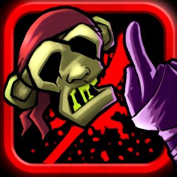 Draw Slasher: Dark Ninja vs Pirate Monkey Zombies (Special Edition)