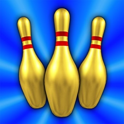 Gutterball Golden Pin Bowling Lite By Skunk Studios Inc