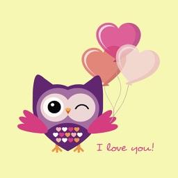 Love Birds - Fc Sticker