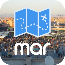 Marrakesh Offline Map & Guide