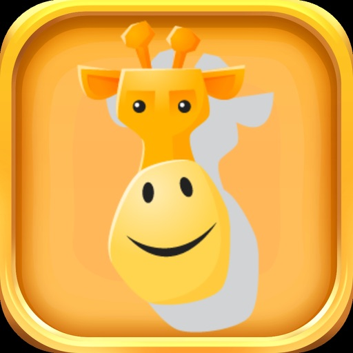 giraffe stickers cute giraffe emoji set by ilya moskovoy. Black Bedroom Furniture Sets. Home Design Ideas