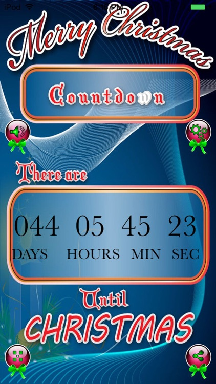 Christmas Countdown Pro - Count The Days To Xmas! screenshot-3