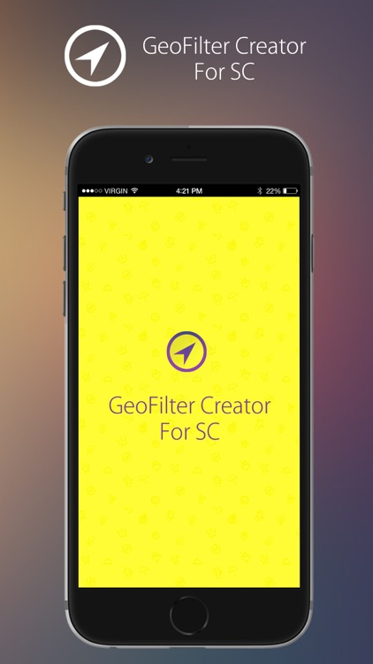 Geofilter Creator - Create Geofilters for Snapchat