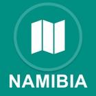 Namibia : Offline GPS Navigation icon