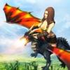 ドラゴン ライダー: 龍の王位を獲得するゲームをプレイします。