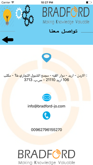 BRADFORD-JO on the App Store