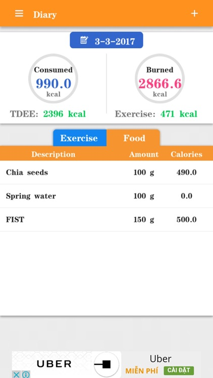 Diet tracker, weight loss screenshot-4