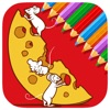 Mouse Cheese Coloring Book Games For Kids Reviews