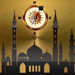 Qibla Compass : Namaz Timing Near Majsid Pro
