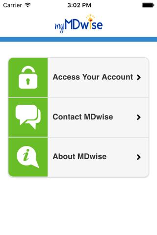 myMDwise - náhled