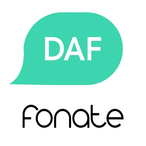 Fonate DAF - Control Stuttering