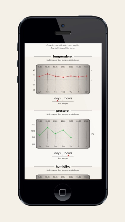Analog Weather Station screenshot-3