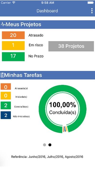 Nimble - Gestão de Projetos screenshot three