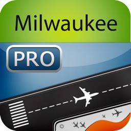 Milwaukee Airport Pro (MKE)+ Flight Tracker