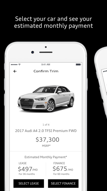 Audi Financial By AutoGravity Corporation - Audi financial