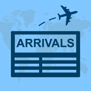 mi Flight Board Pro - Live Departure and Arrivals app