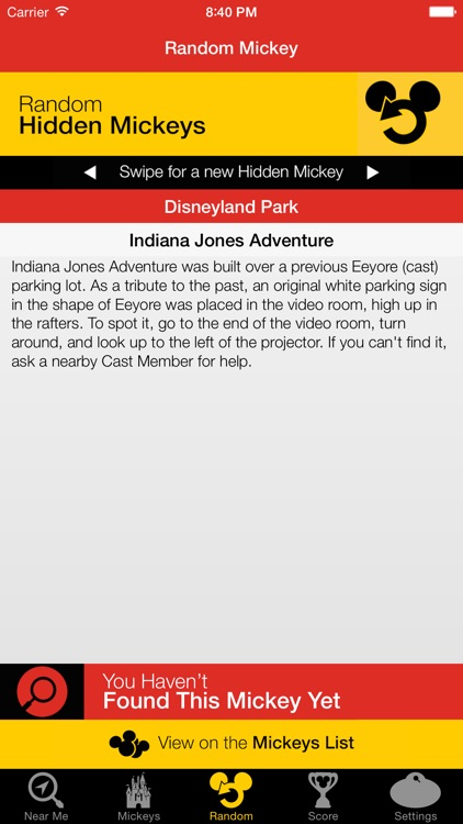 Hidden Mickeys: Disneyland Edition screenshot-4