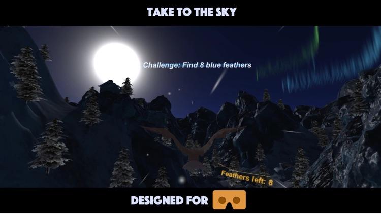 Fly VR - Flight Simulator for Google Cardboard screenshot-3