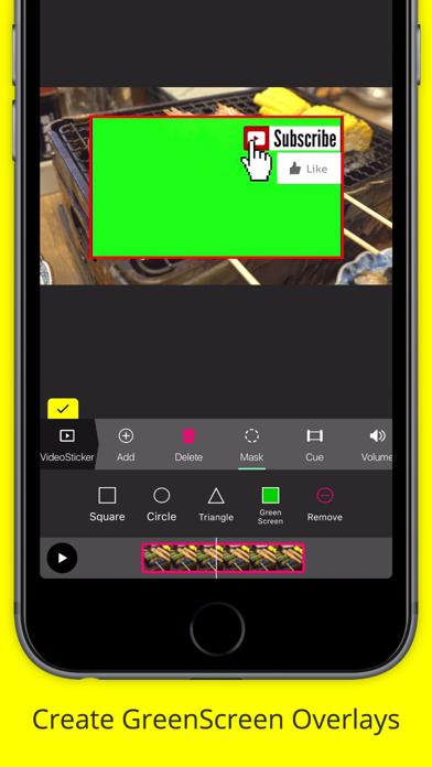 PocketVideo - Video Editor by Pocket Supernova, Inc  (iOS