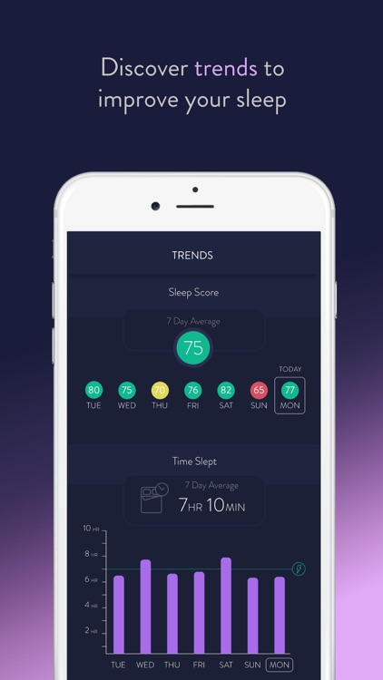 Eight Sleep: Advanced Sleep Tracker & Smart Alarm