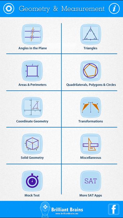 SAT Math : Geometry and Measurement Lite