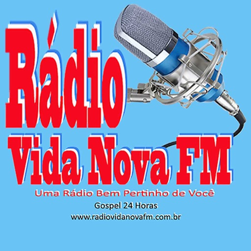 Radio Vida Nova Fm application logo