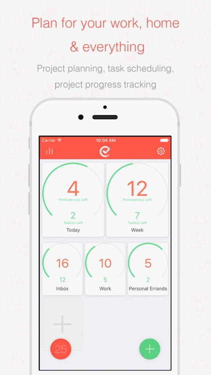 Tomatodo - Focus Timer & To-Do List