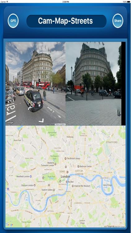 Streets Live Plus HD screenshot-4