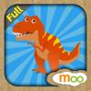 Moo Moo Lab LLC - 恐竜のゲーム - 子供たちの活動や塗り絵 ( 完全版 ) アートワーク