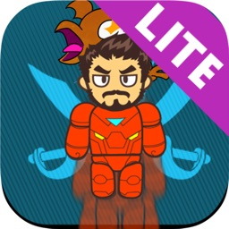 The Action Superhero Hitter Lite Games