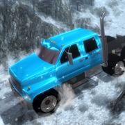4 × 4 越野塞拉利昂模拟器 — 雪驾驶 3D