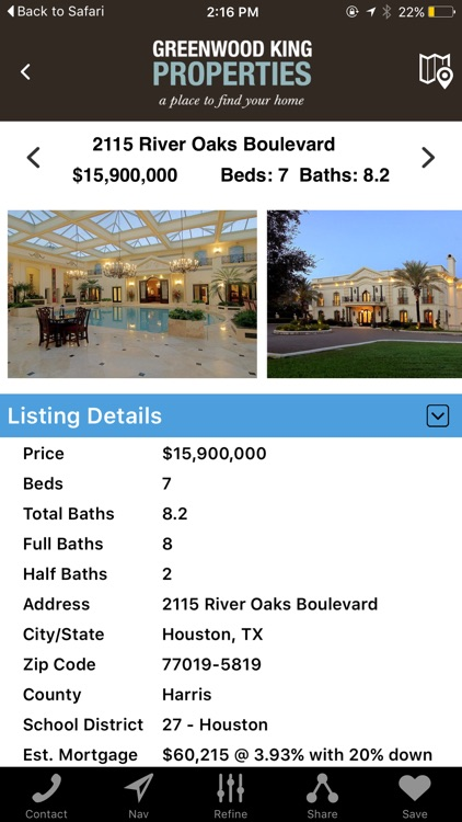 Greenwood King Properties Mobile screenshot-3