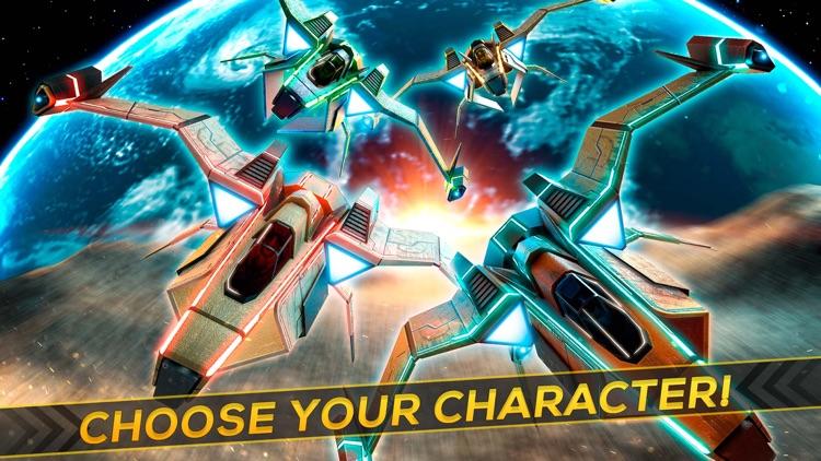 Space Wars Heroes: Moon Battle