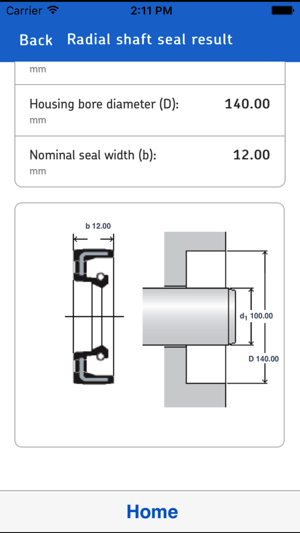 SKF Seal Select on the App Store