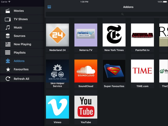 Sybu for Kodi and XBMC on the App Store