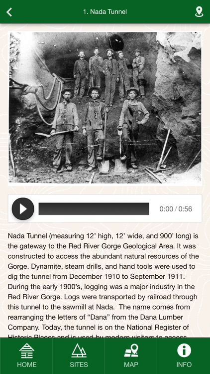 Daniel Boone National Forest screenshot-3