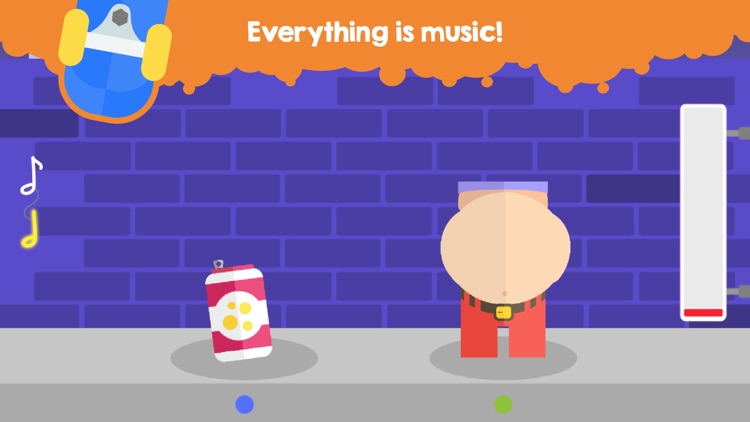 Street Music Academy - the rhythm in everything! screenshot-0