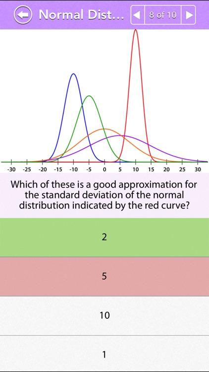 GRE Math : Data Analysis Review screenshot-3