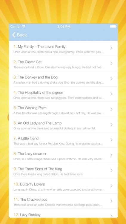 Bedtime Short stories for Kids - offline