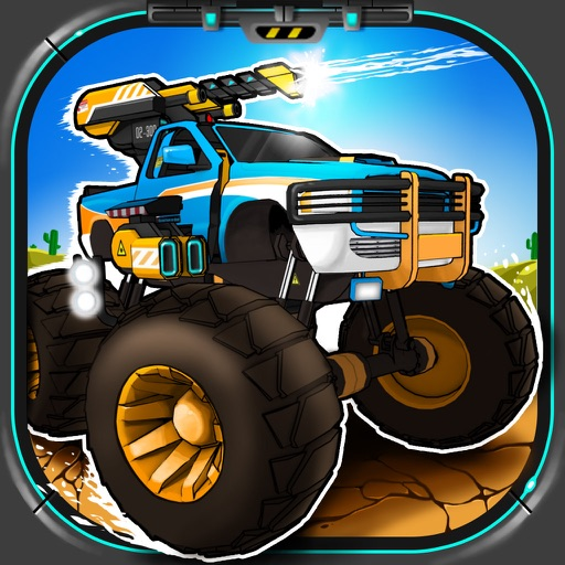 Trucksform - Offroad 3D Bigfoot Endless Racing