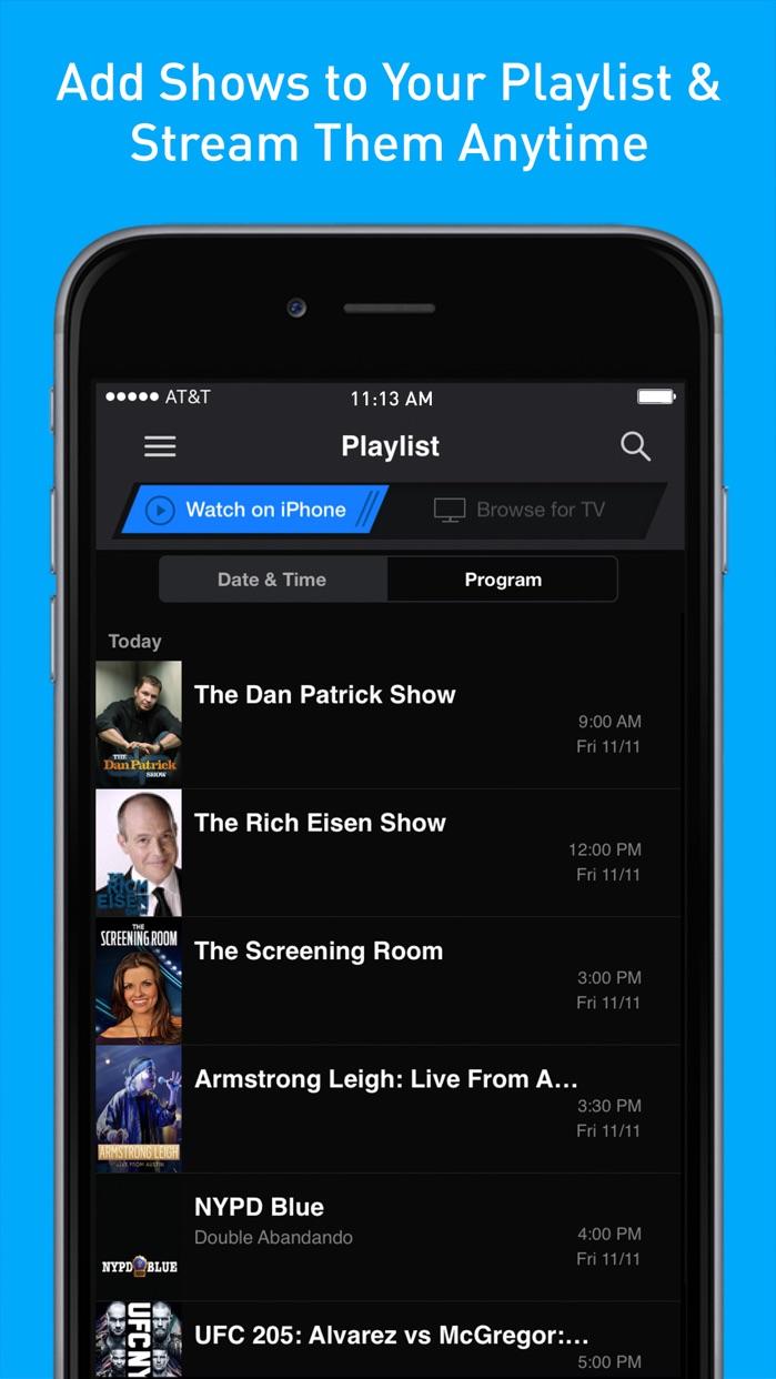 DIRECTV Screenshot