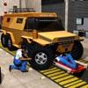 怪物卡车机械师模拟器:汽车修理店 Truck Mechanic Simulator 3D