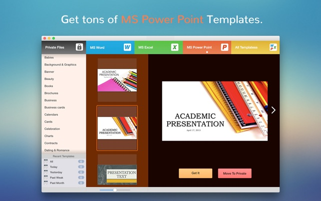Bookcase Templates For Ms Office On The Mac