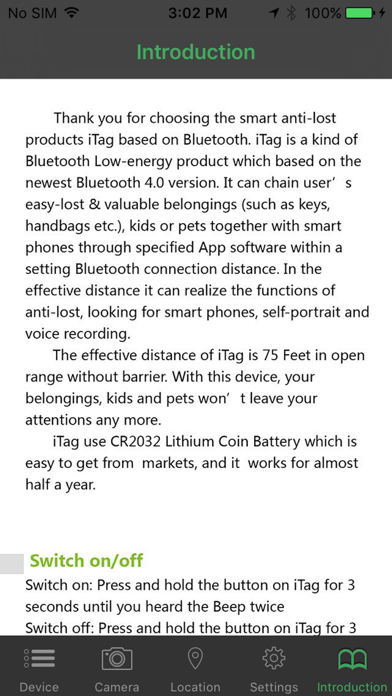 Related Apps: Bluetooth itag - by Gui Biao Zeng - Lifestyle