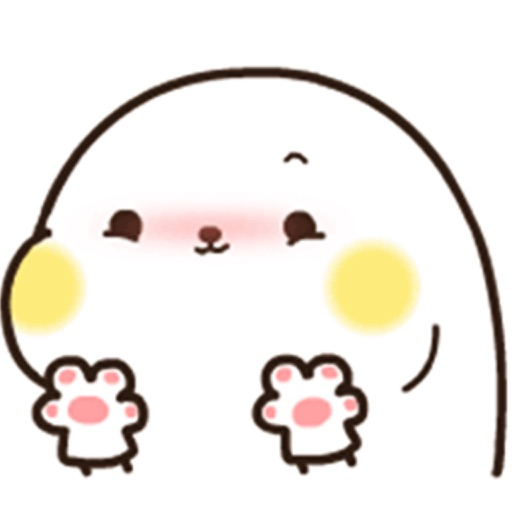Small Seal - Animated Stickers And Emoticons