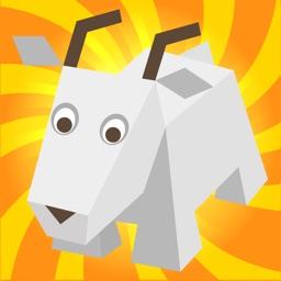 Super Goat Run : Christmas Edition