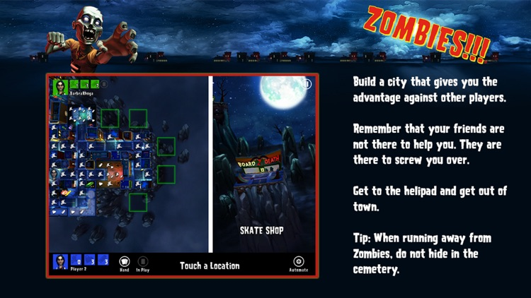 Zombies !!! ® Board Game screenshot-2
